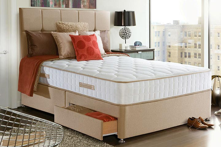 The Material Of The Mattress