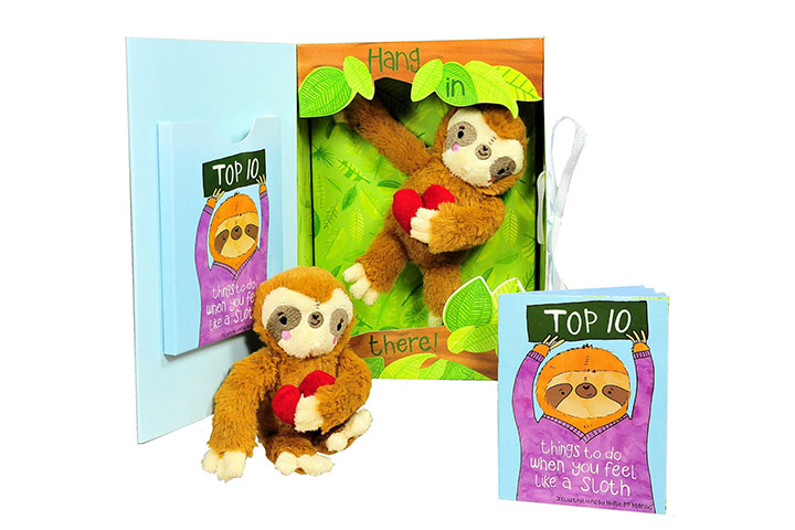 Tickle Main get well soon gift set