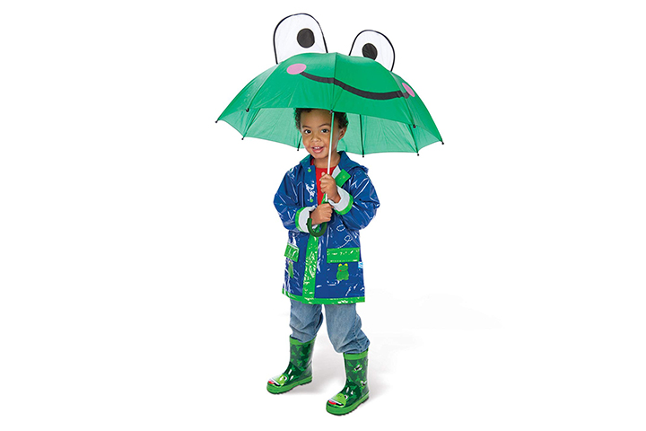 ToySmith frog umbrella
