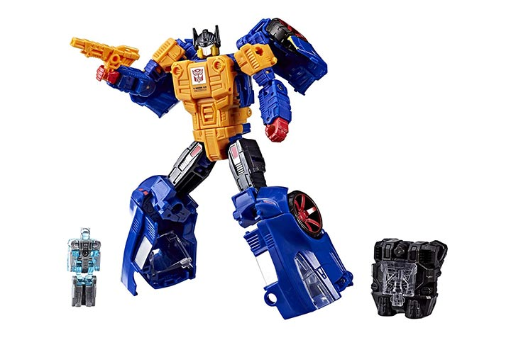 Transformers Punch-Counterpunch and Prima Prime