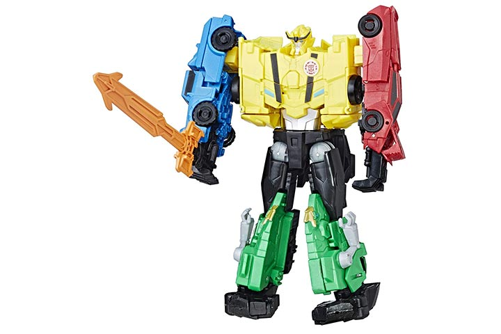 Transformers Toys Autobot Team Combiner Pack