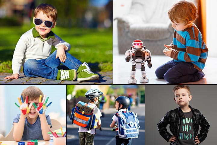 Unique Gifts For Boys