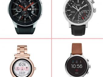 9 Best Smart Watches To Buy For Teens  In 2019