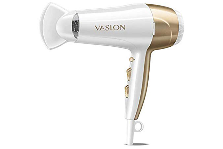 VASLON 1875W Lightweight Negative Ions Hair Blow Dryer