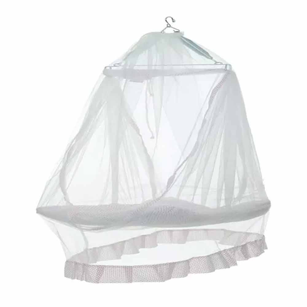 VParents Baby Swing Cradle with Mosquito Net and Spring-2
