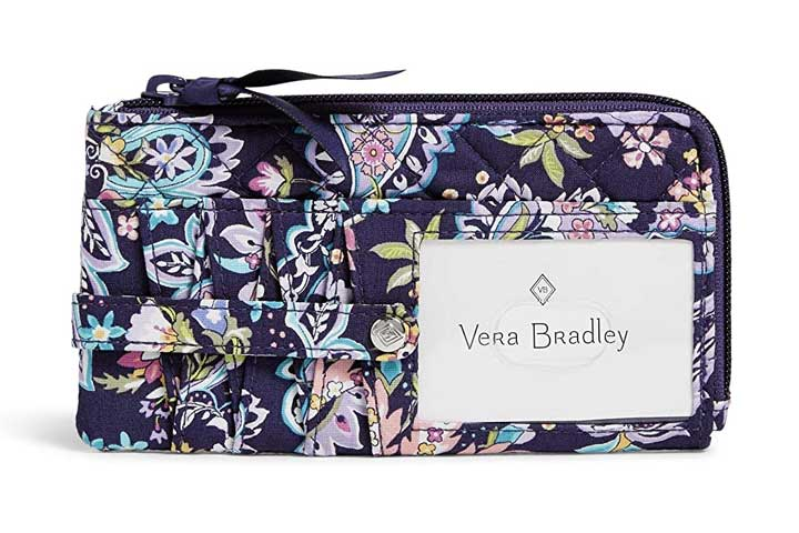 Vera Bradley Signature Wallet