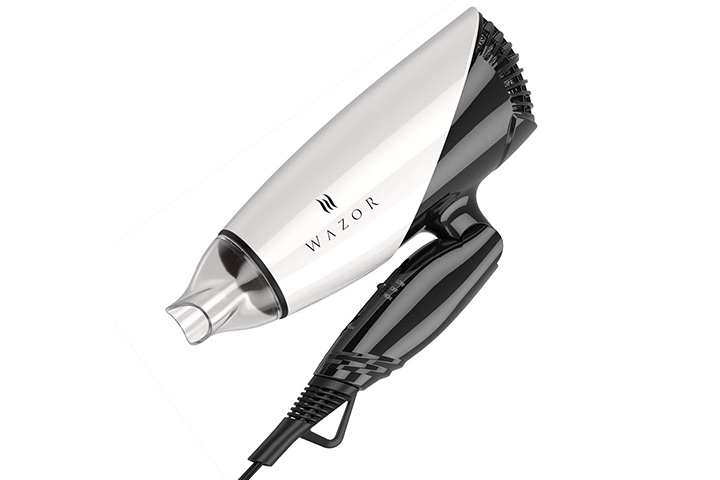 Wazor Tourmaline Ceramic hairdryer