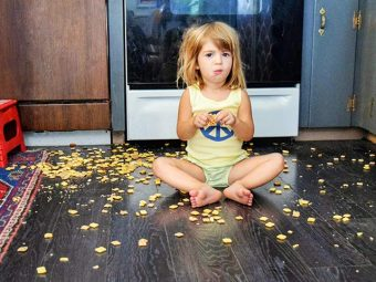 Would You Feed Your Child Food You Dropped On The Floor? Here's What Science Says
