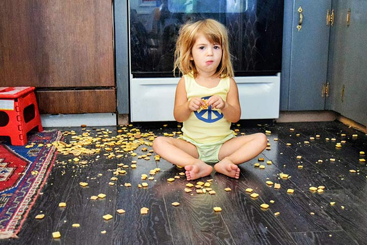 Would You Feed Your Child Food You Dropped On The Floor