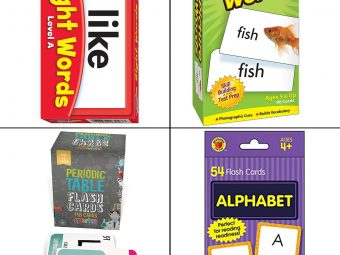 11 Best Flashcards To Buy For Kids In 2021