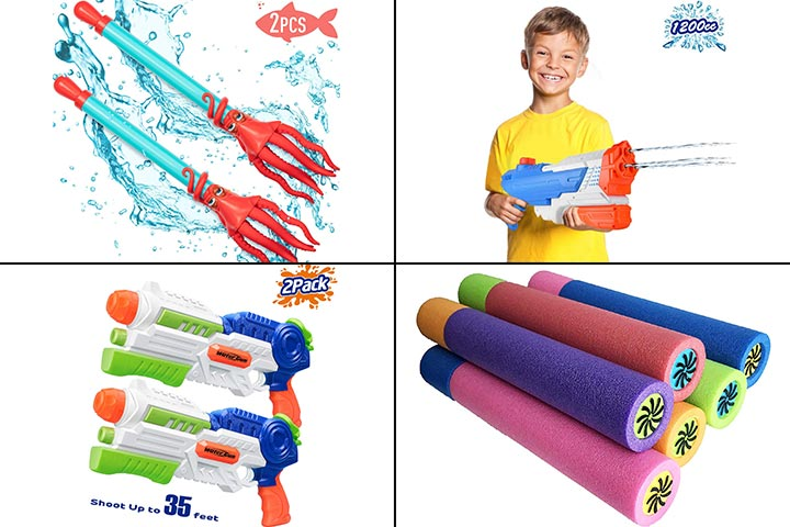 13 Best Water Guns To Buy For Kids In 2019-1
