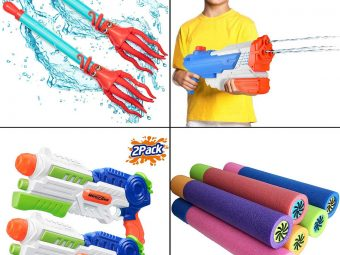 13 Best Water Guns To Buy For Kids In 2020