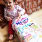 Merries - Exceptional Breathability Tape Diapers-Amazing-By nsnsneha87