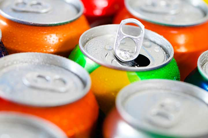 8. Carbonated Drinks
