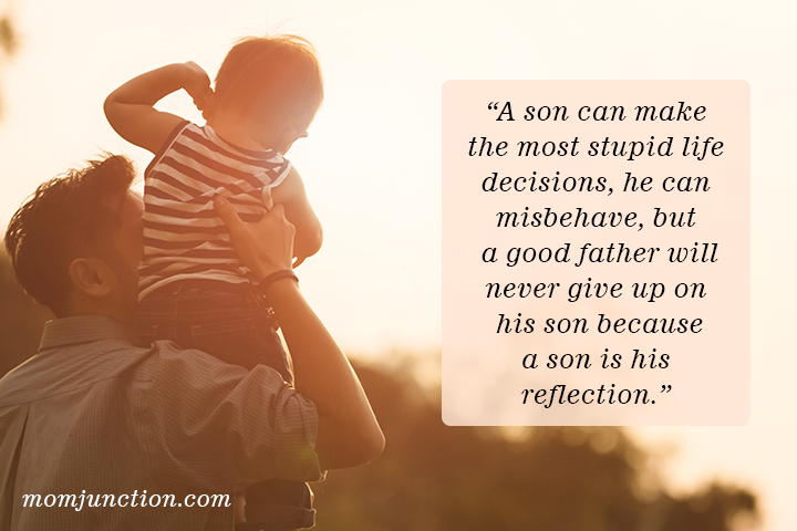 Father Son Emotional Quotes