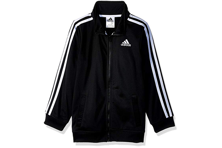 Adidas Boys Iconic Tricot Jacket