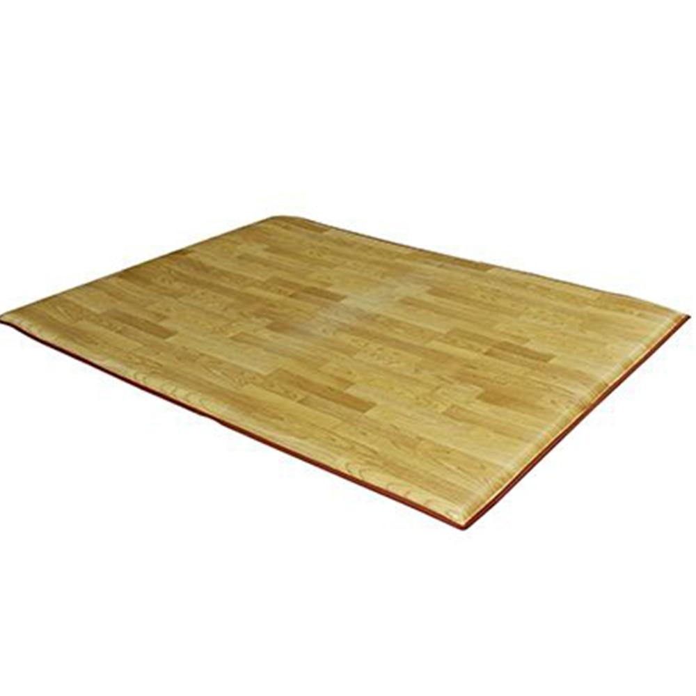 Alzip No 3 Wood Pattern PE Mat