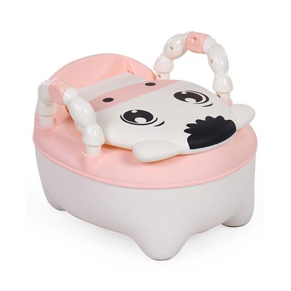Animal Design Potty Chair With Lid