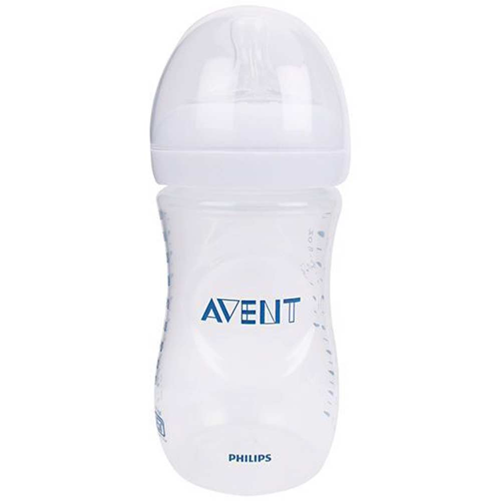 Avent Natural Polypropylene Baby Bottle