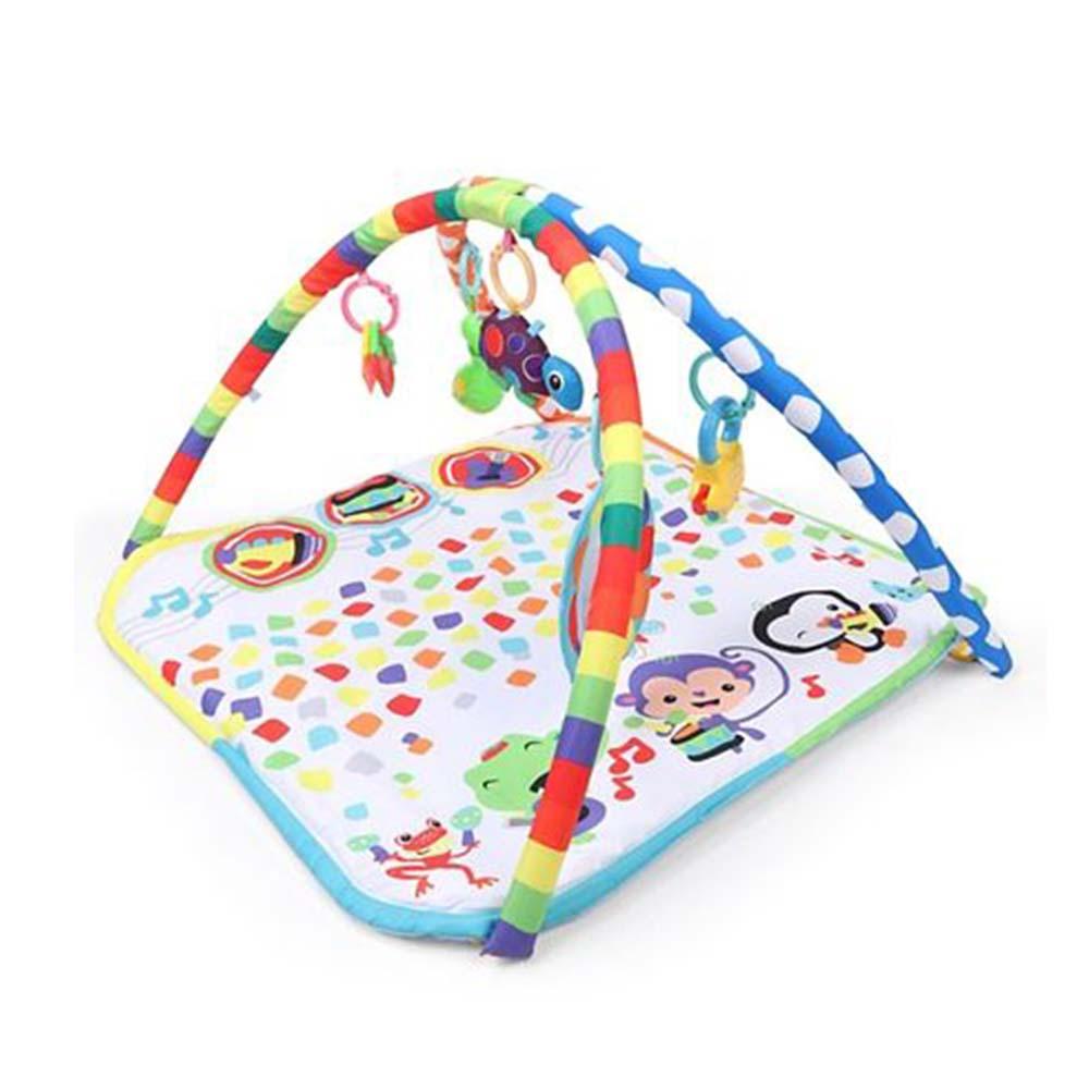 Baby Comfort Play Gym Animal Printed Mat