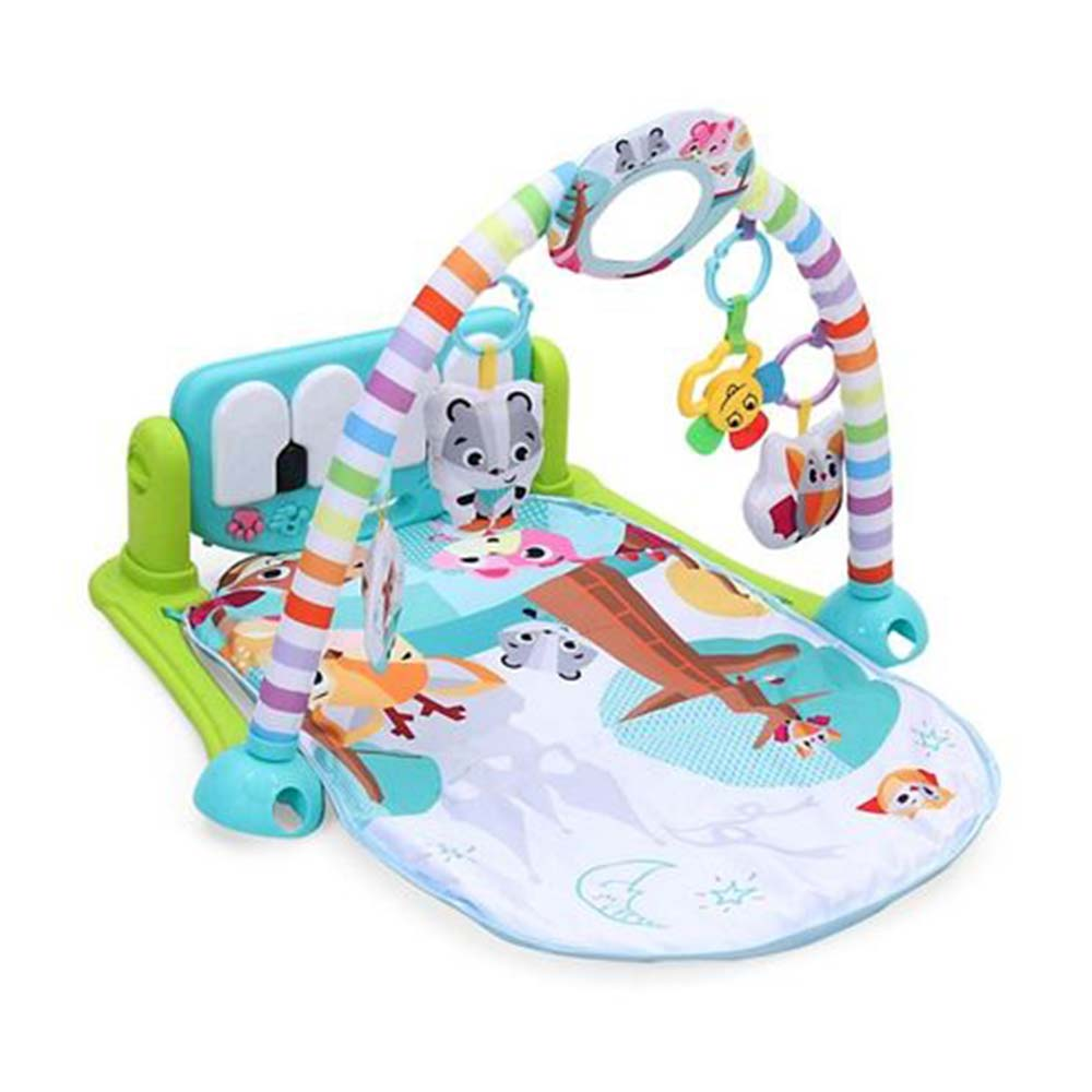 Fab-N-Funky Baby Musical Activity Play Gym Floor Mat