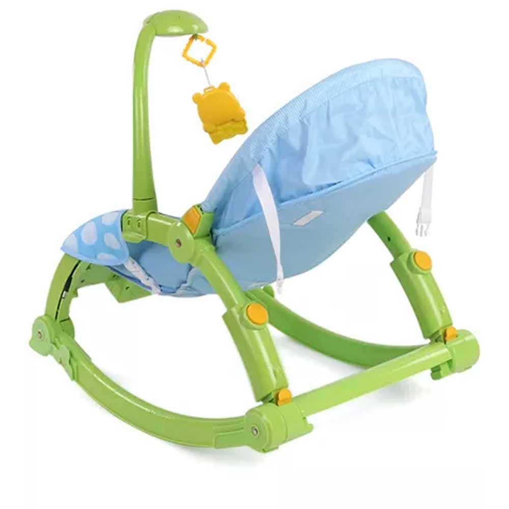 Baby Musical Rocker With Hanging Toys-1