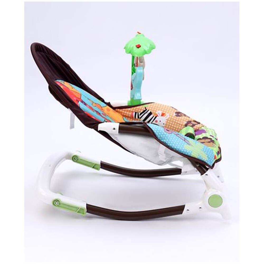 Baby Rocker With Toy Bar-1
