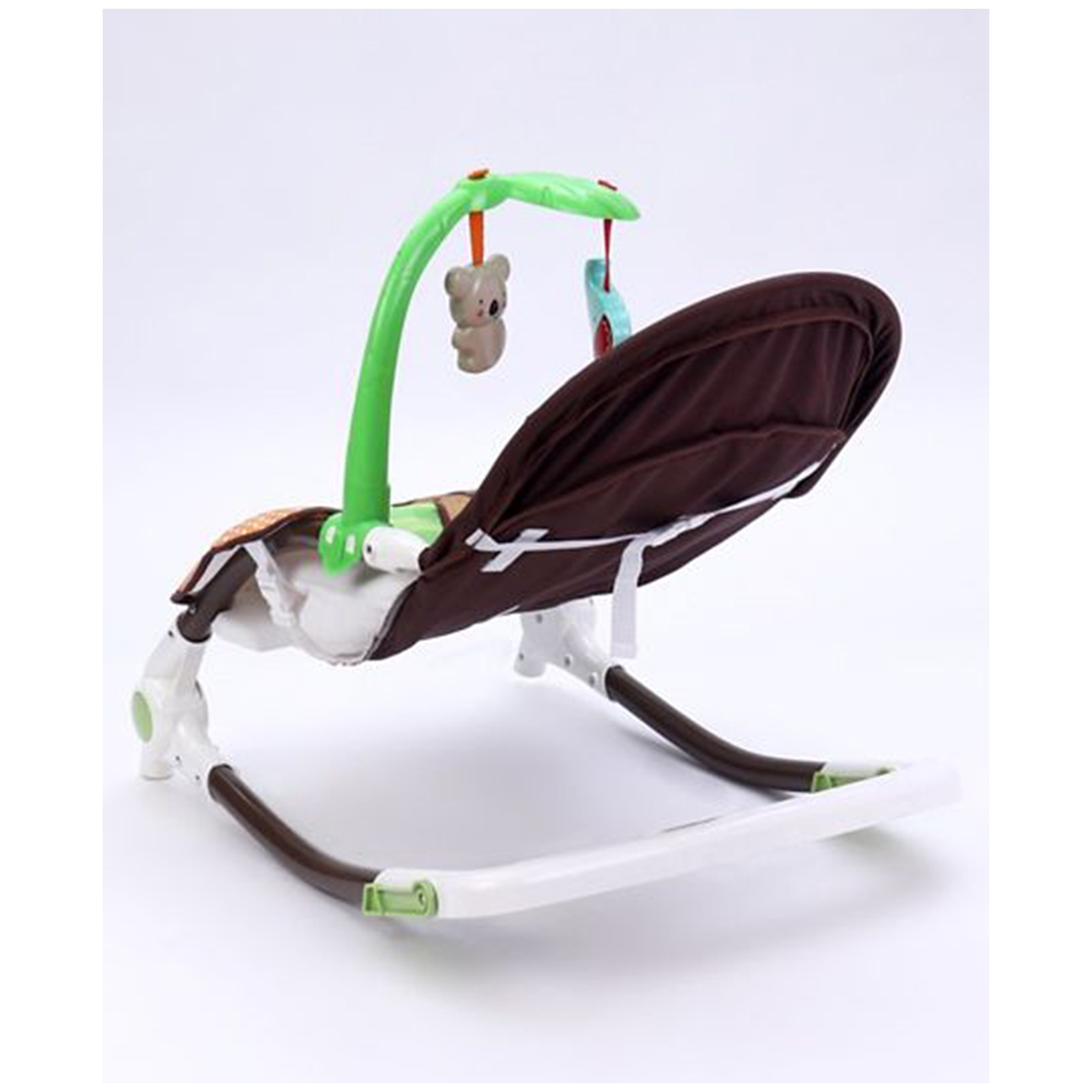 Baby Rocker With Toy Bar-2