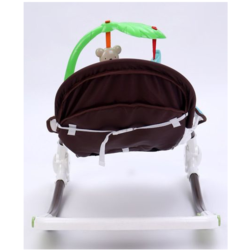 Baby Rocker With Toy Bar-3