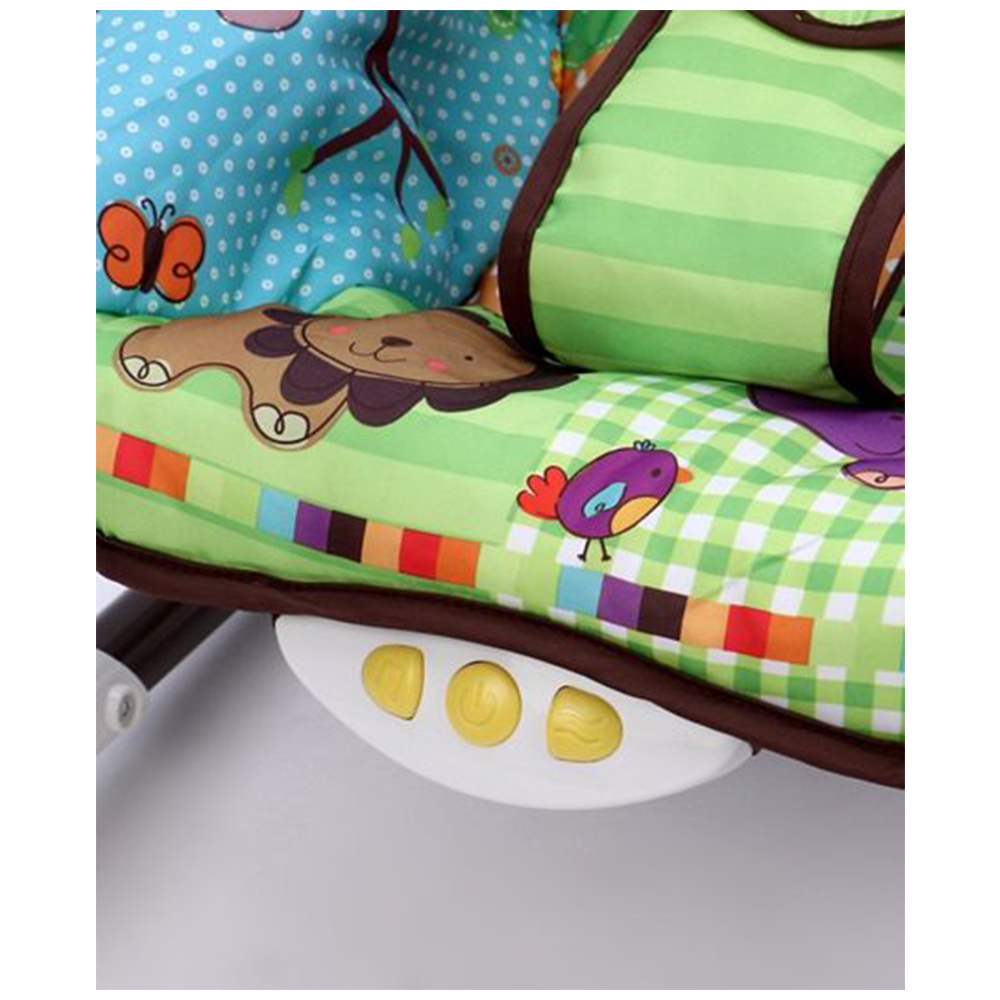 Baby Rocker With Toy Bar-5