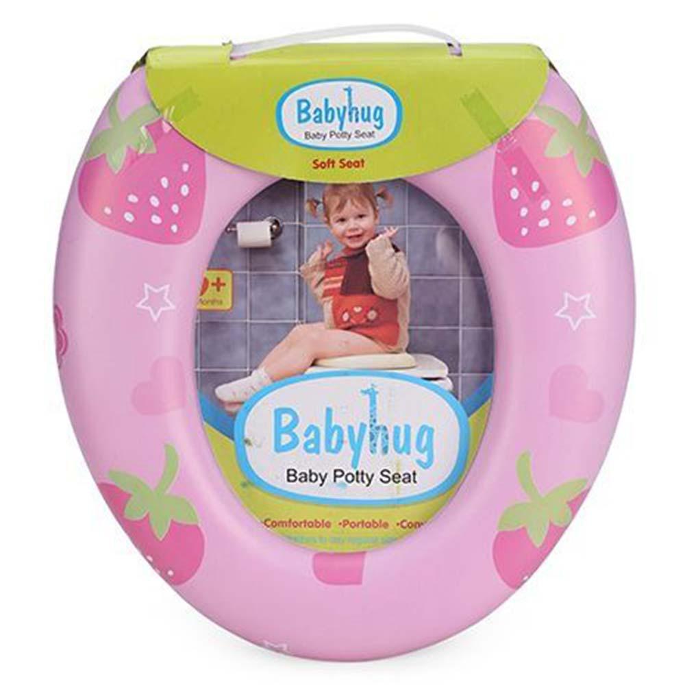 Babyhug Potty Seat Strawberry Print-0
