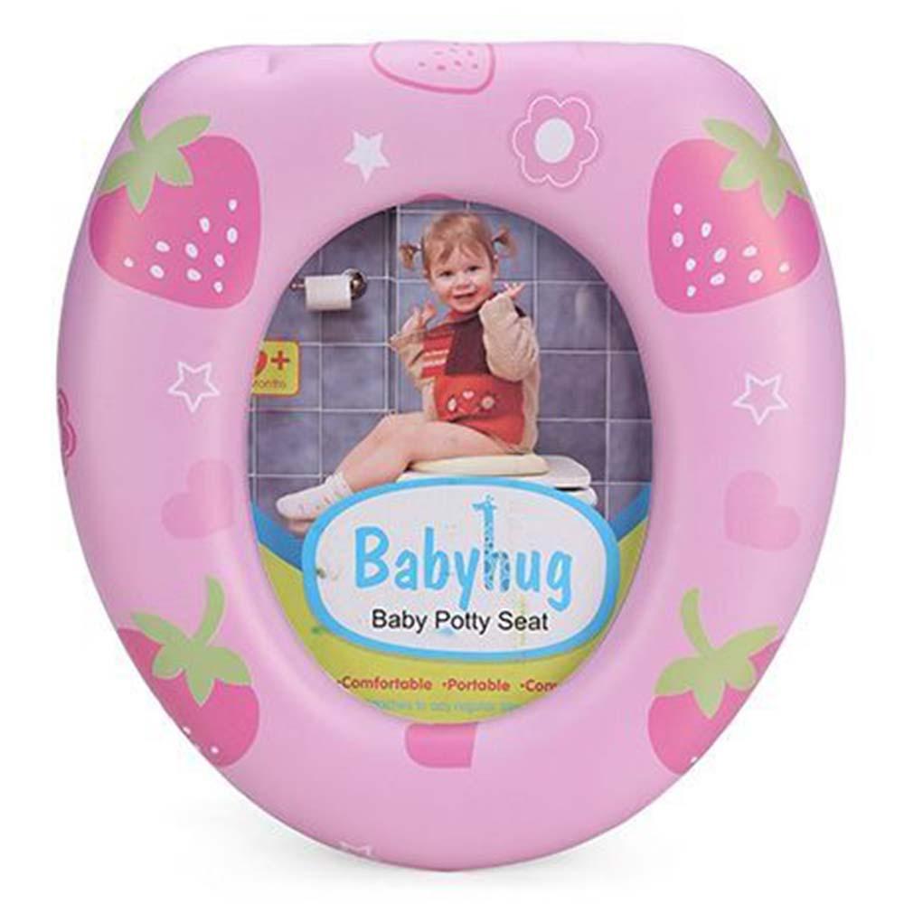 Babyhug Potty Seat Strawberry Print-2