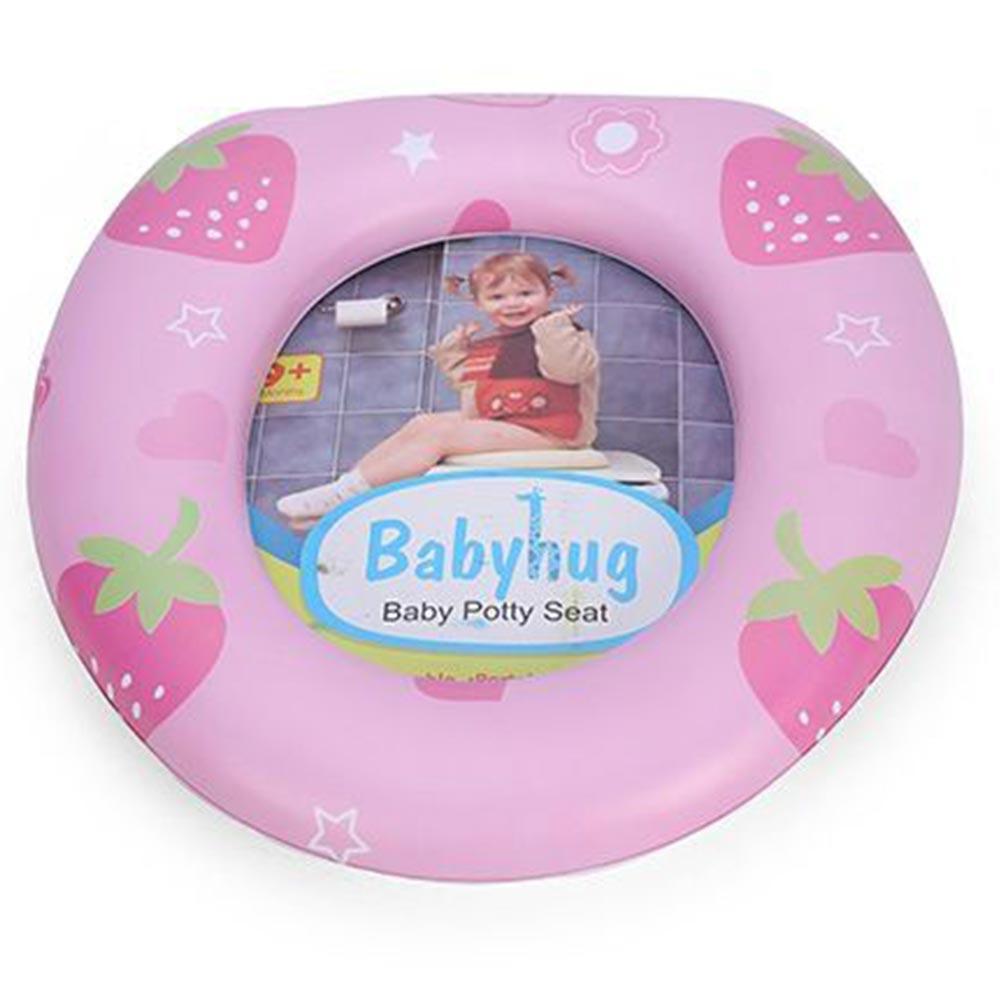 Babyhug Potty Seat Strawberry Print-4