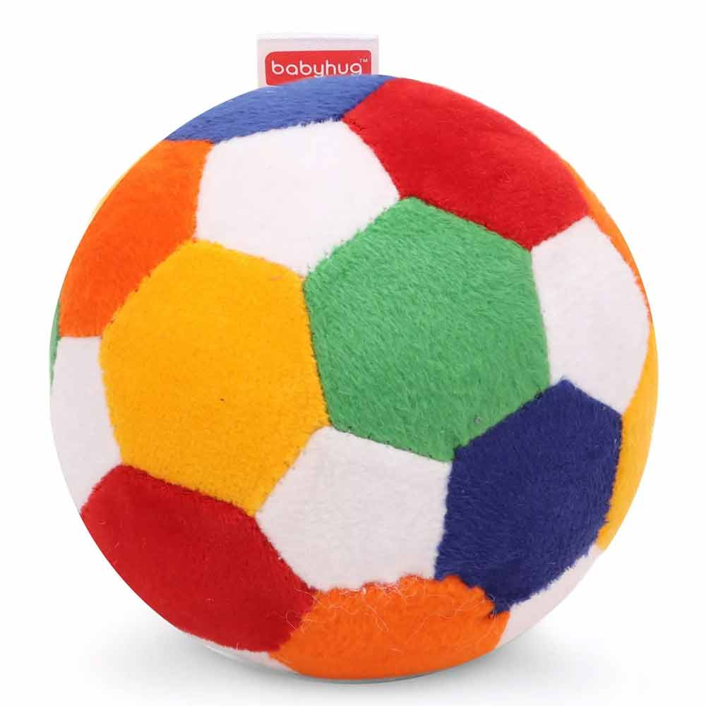 Babyhug Multicolor Small Soft Ball
