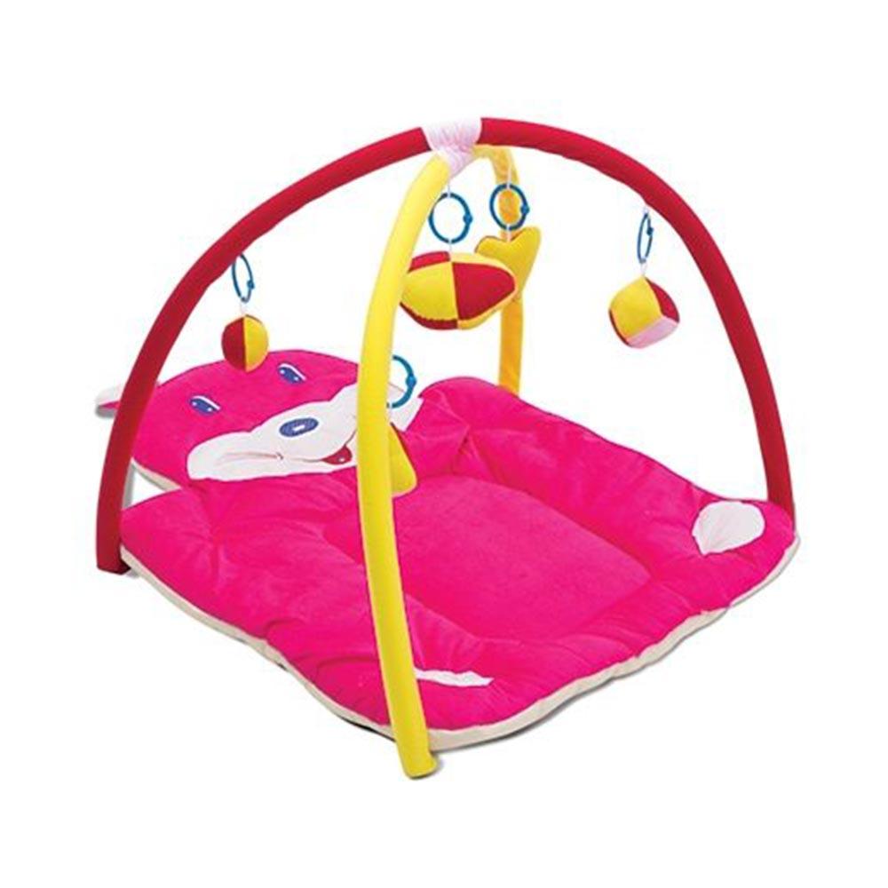 Babyhug Twist N Fold Move N Play Activity Gym Bunny