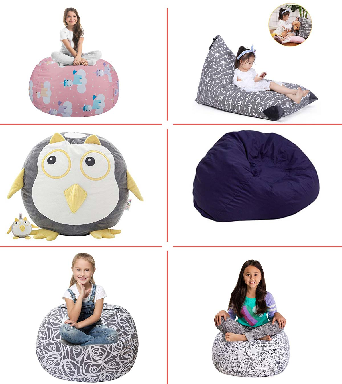 Pleasant 11 Best Bean Bags For Kids To Buy In 2019 Evergreenethics Interior Chair Design Evergreenethicsorg