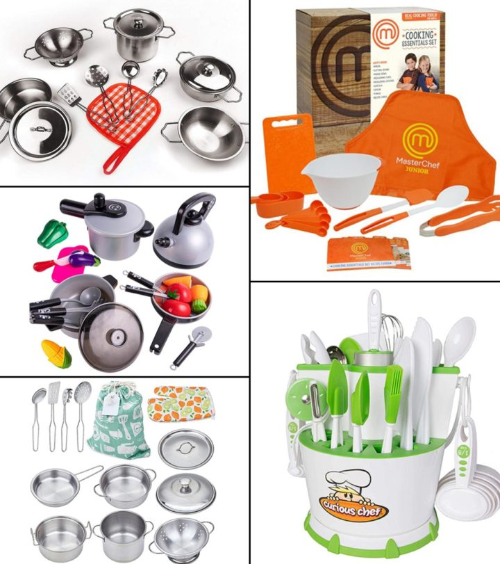 Best Cooking Kits To Buy For Kids In 2019