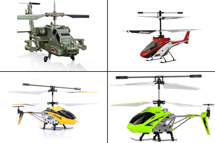 Best Helicopters To Buy For Kids