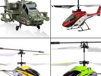 9 Best Helicopters To Buy For Kids In 2019