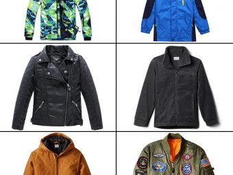 15 Best Jackets To Buy For Boys In 2019