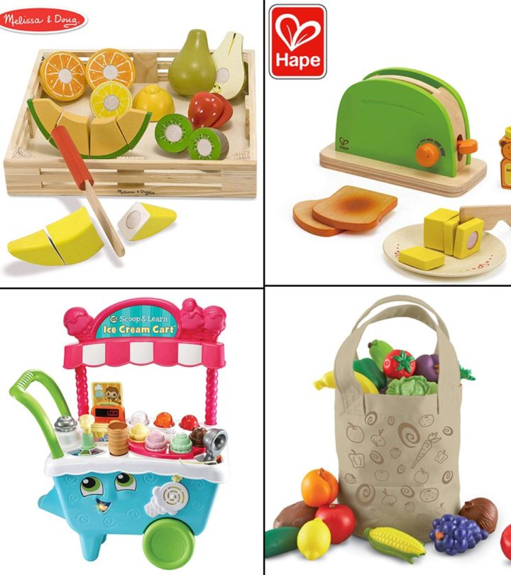 Best Play Food Sets For Kids