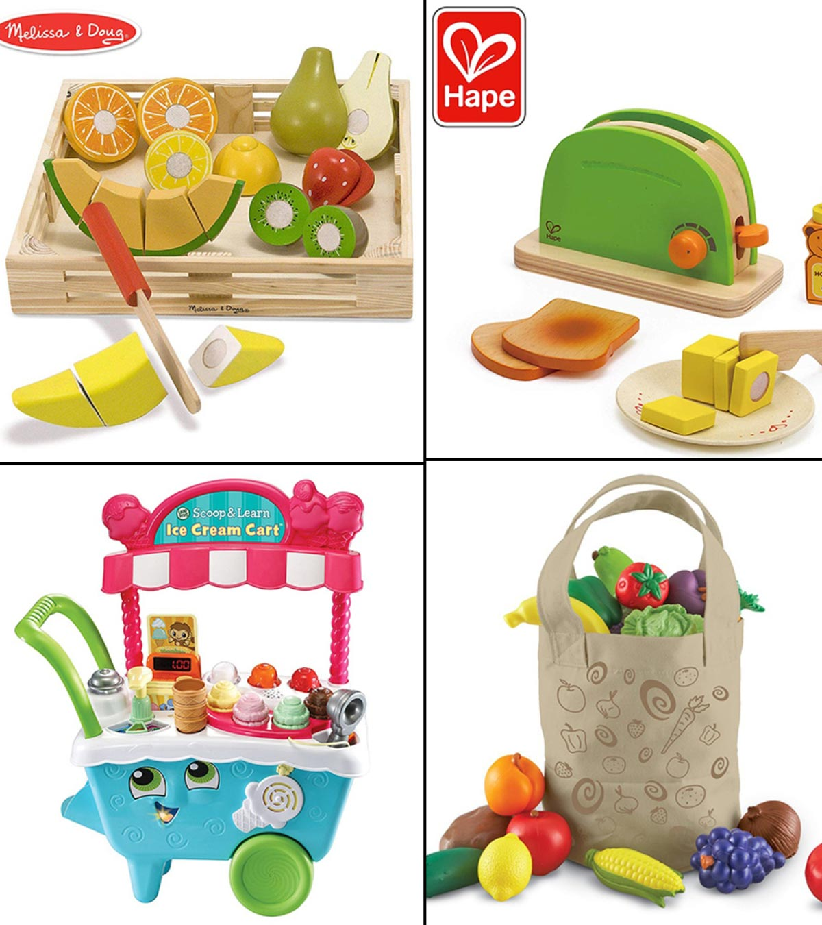 15 Best Play Food Sets To Buy For Kids In 2019