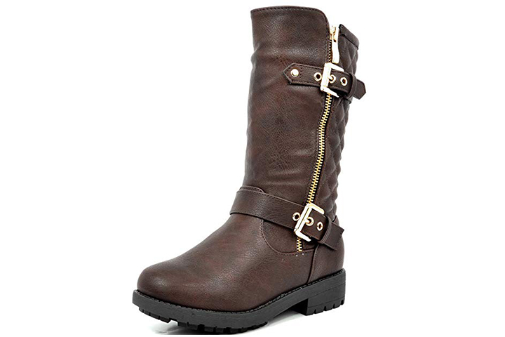 Biker Boots by Dream Pairs