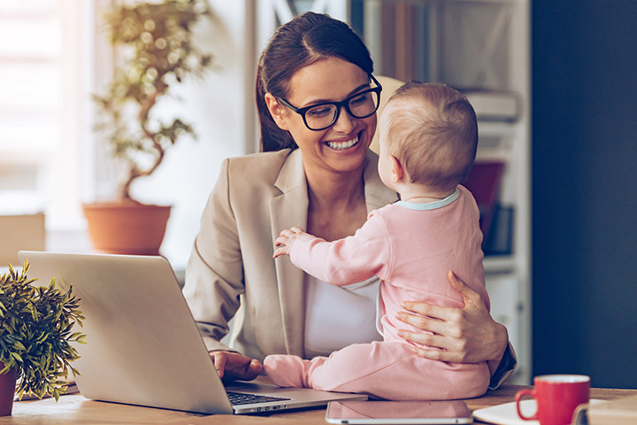 Busting 7 Major Myths About Working Moms