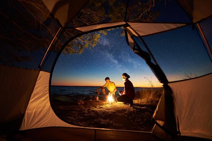 Campfire portable