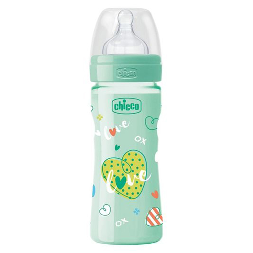 Chicco Well Being Feeding Bottle