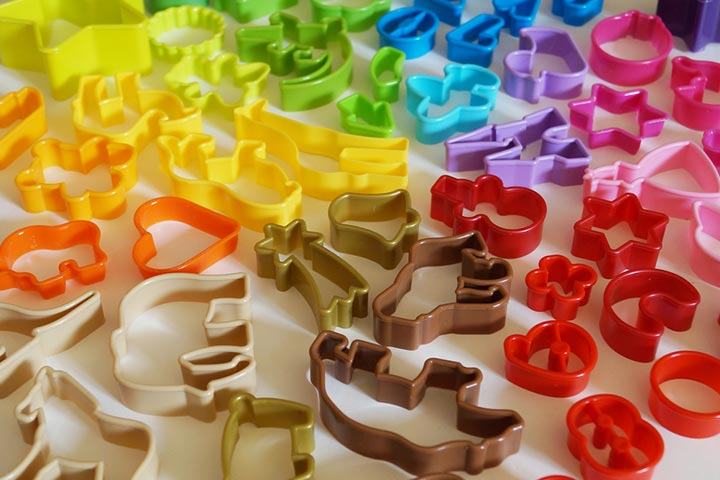 Cookie Cutter Paint