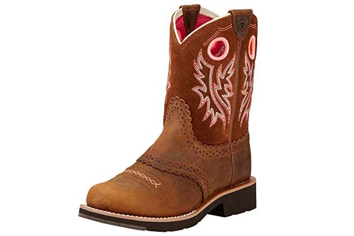 Cowgirl Western Boot by Ariat
