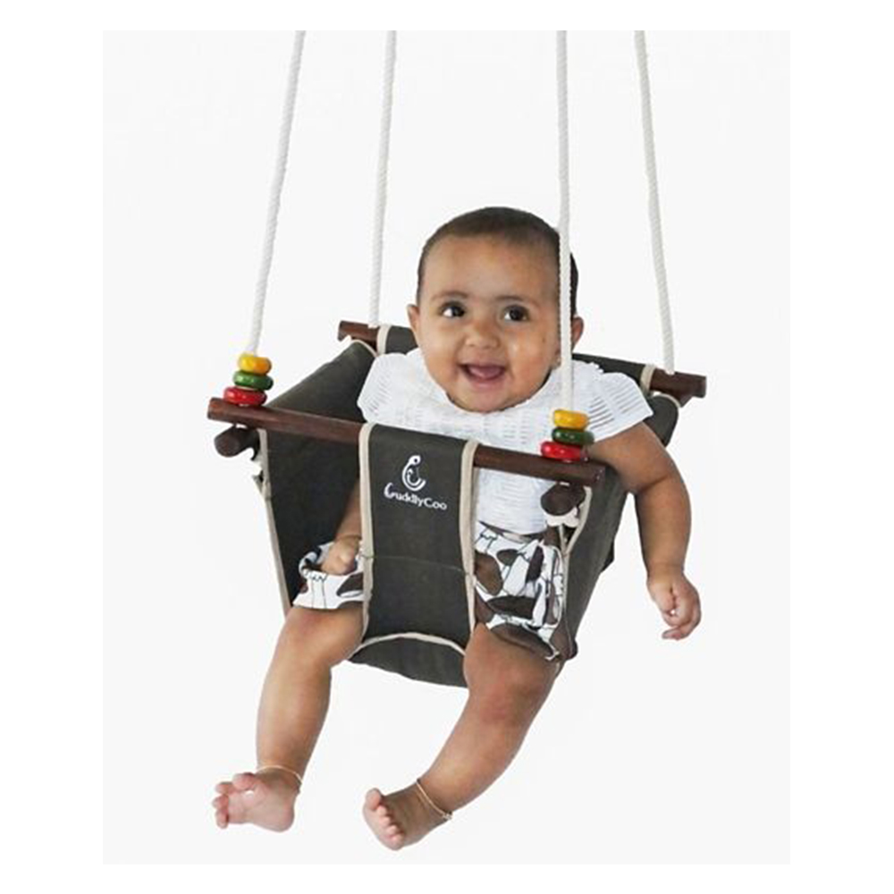 CuddlyCoo Baby And Toddler Swing