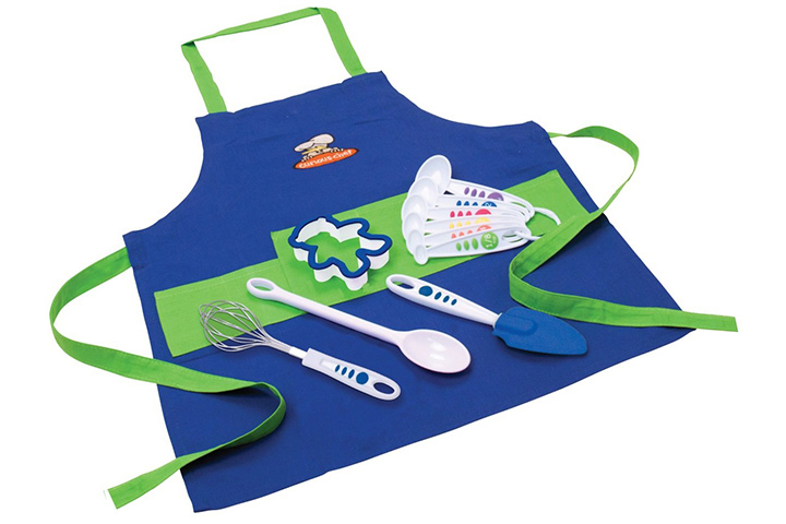 Curious Chef Chefs Kit